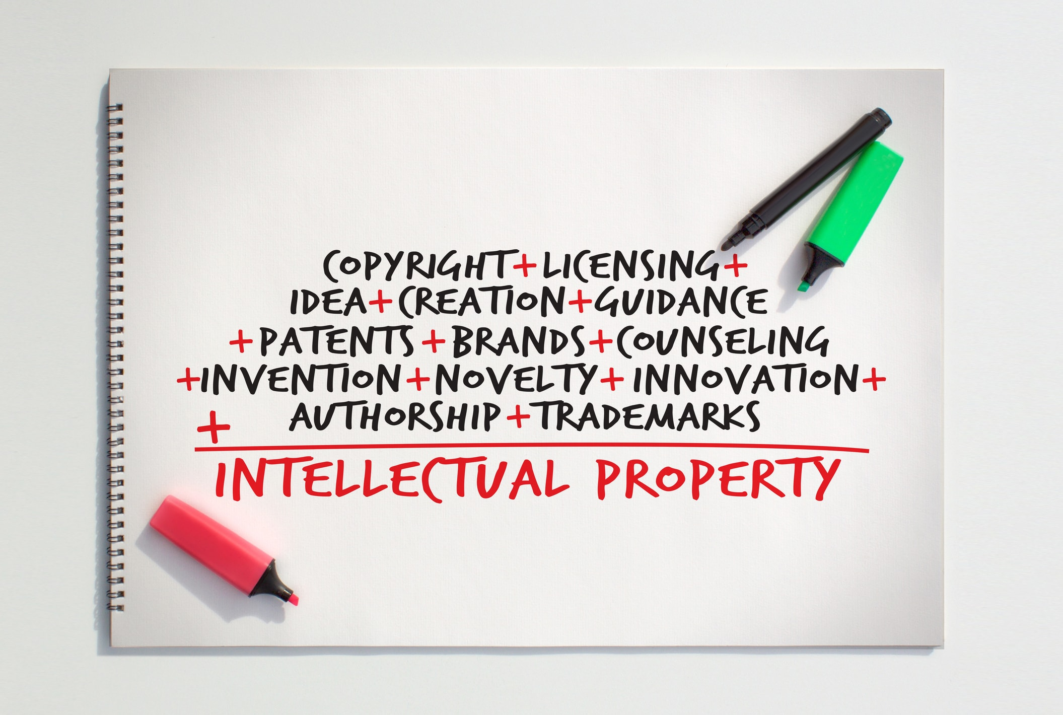 Residency Intellectual Property